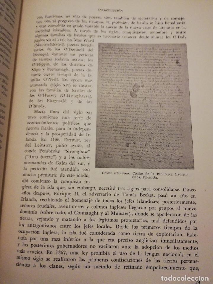 Libros de segunda mano: HISTORIA UNIVERSAL LITERATURA. TOMO IV (PRAMPOLINI) LITERATURAS CÉLTICAS, GERMÁNICAS, ROMÁNICAS... - Foto 11 - 217617678