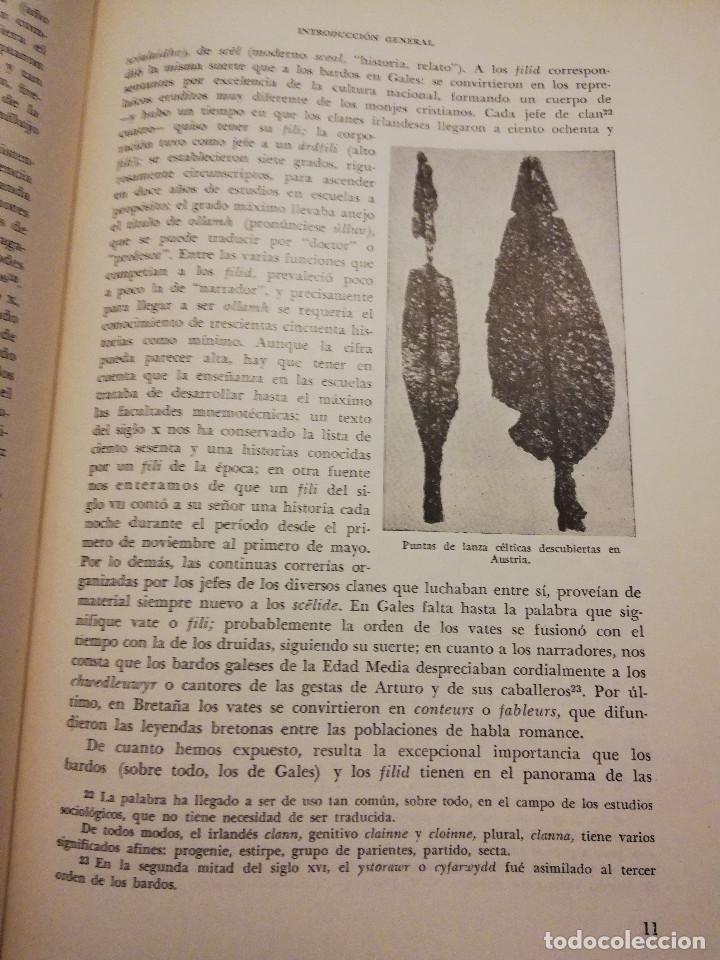 Libros de segunda mano: HISTORIA UNIVERSAL LITERATURA. TOMO IV (PRAMPOLINI) LITERATURAS CÉLTICAS, GERMÁNICAS, ROMÁNICAS... - Foto 12 - 217617678