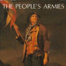 Libros de segunda mano: THE PEOPLE'S ARMIES, RICHARD COBB. Lote 217682828