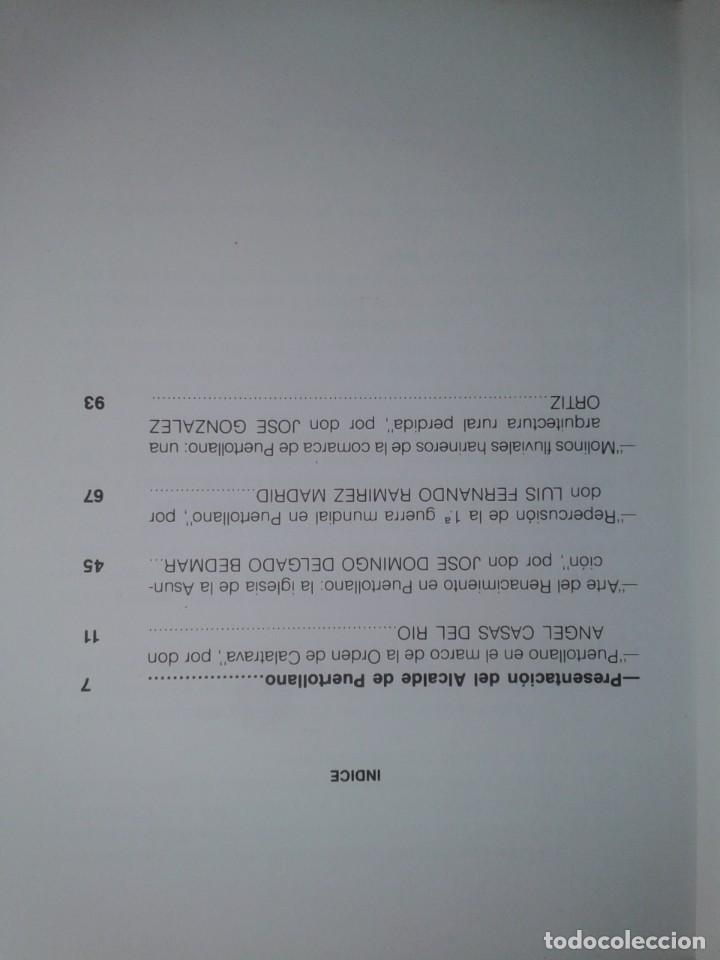 Libros de segunda mano: VI SEMANA DE HISTORIA DE PUERTOLLANO ACTAS Y PONENCIAS COLECCIÓN SEPARATA 31 DIPUTACIÓN CIUDAD REAL - Foto 3 - 217682897