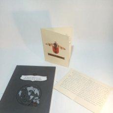 Libros de segunda mano: LOTE HERÁLDICA. APELLIDO MANRIQUE. EL GRAN LIBRO DE LOS MANRIQUE EN EL MUNDO. ESCUDO DE ARMAS PINTAD. Lote 217803595