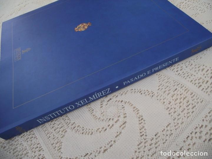 Libros de segunda mano: INSTITUTO XELMIREZ. PASADO E PRESENTE. XELMIREZ 1845-1995. DEPUTACION PROVINCIAL DA CORUÑA, 1997 - Foto 4 - 217856916