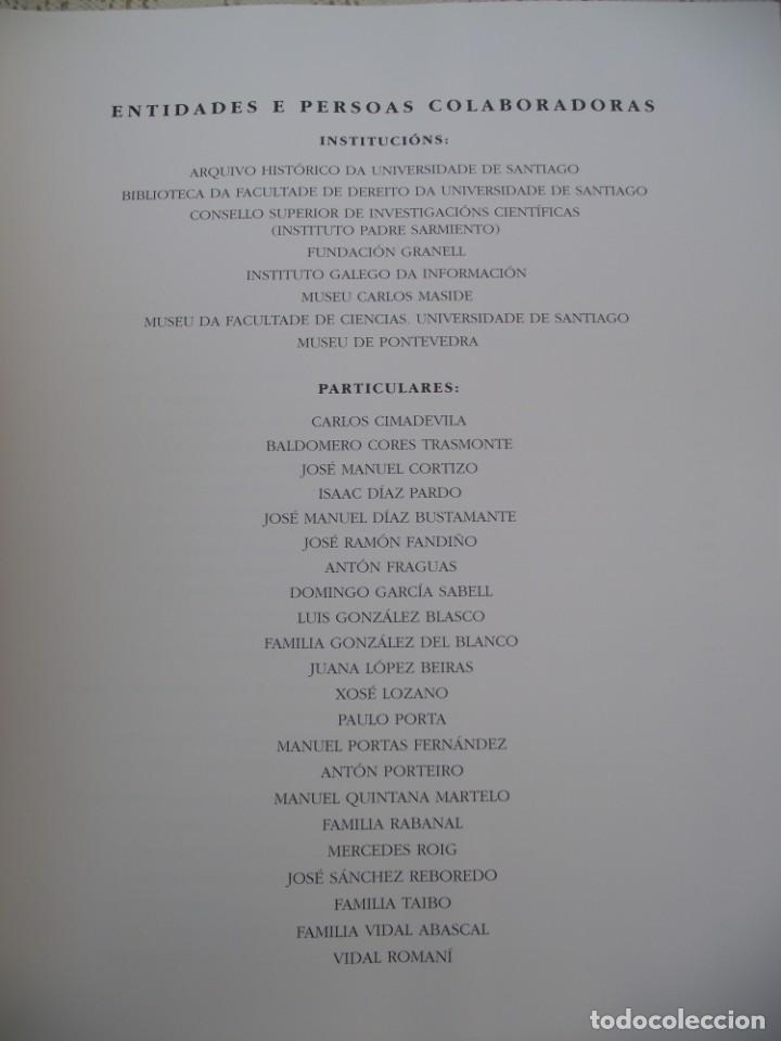Libros de segunda mano: INSTITUTO XELMIREZ. PASADO E PRESENTE. XELMIREZ 1845-1995. DEPUTACION PROVINCIAL DA CORUÑA, 1997 - Foto 8 - 217856916