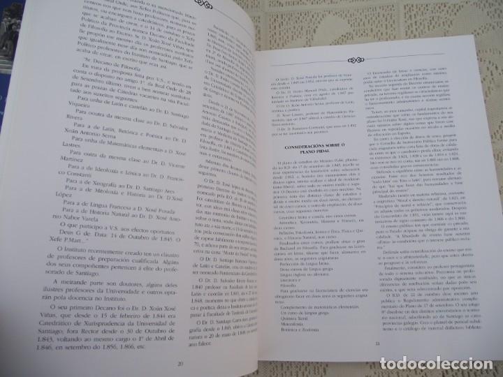 Libros de segunda mano: INSTITUTO XELMIREZ. PASADO E PRESENTE. XELMIREZ 1845-1995. DEPUTACION PROVINCIAL DA CORUÑA, 1997 - Foto 11 - 217856916