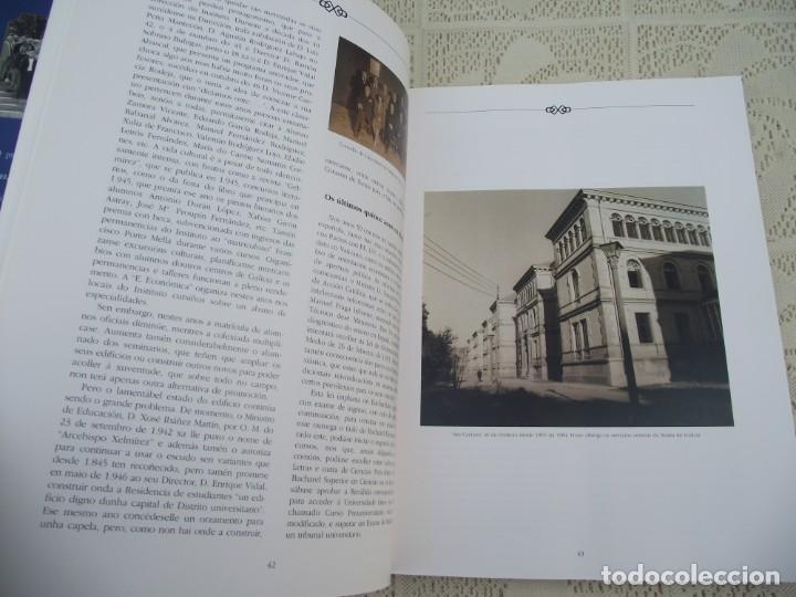 Libros de segunda mano: INSTITUTO XELMIREZ. PASADO E PRESENTE. XELMIREZ 1845-1995. DEPUTACION PROVINCIAL DA CORUÑA, 1997 - Foto 12 - 217856916