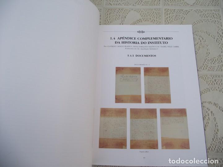 Libros de segunda mano: INSTITUTO XELMIREZ. PASADO E PRESENTE. XELMIREZ 1845-1995. DEPUTACION PROVINCIAL DA CORUÑA, 1997 - Foto 14 - 217856916