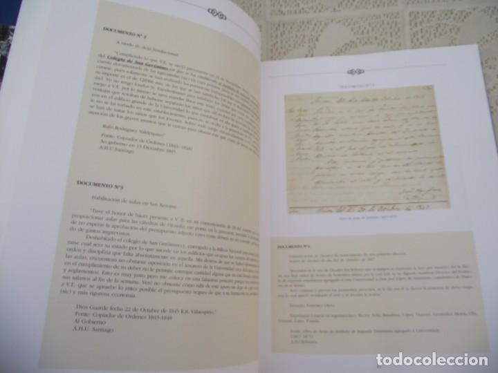 Libros de segunda mano: INSTITUTO XELMIREZ. PASADO E PRESENTE. XELMIREZ 1845-1995. DEPUTACION PROVINCIAL DA CORUÑA, 1997 - Foto 15 - 217856916