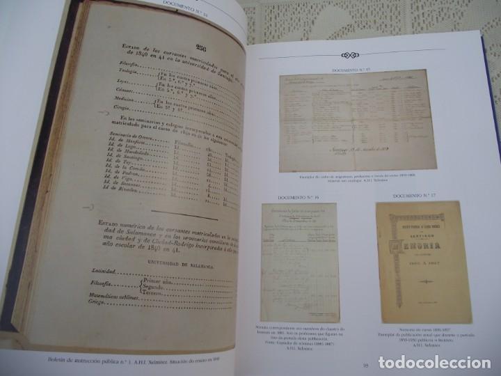 Libros de segunda mano: INSTITUTO XELMIREZ. PASADO E PRESENTE. XELMIREZ 1845-1995. DEPUTACION PROVINCIAL DA CORUÑA, 1997 - Foto 16 - 217856916