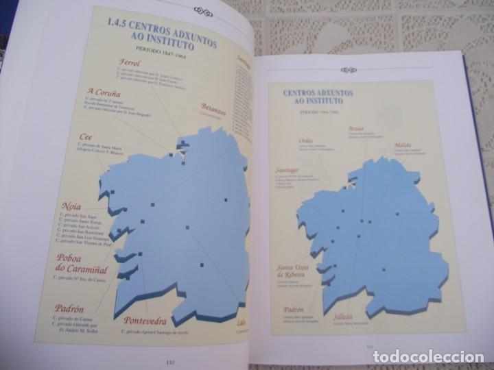 Libros de segunda mano: INSTITUTO XELMIREZ. PASADO E PRESENTE. XELMIREZ 1845-1995. DEPUTACION PROVINCIAL DA CORUÑA, 1997 - Foto 17 - 217856916
