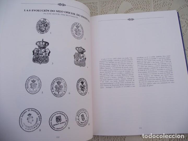 Libros de segunda mano: INSTITUTO XELMIREZ. PASADO E PRESENTE. XELMIREZ 1845-1995. DEPUTACION PROVINCIAL DA CORUÑA, 1997 - Foto 18 - 217856916