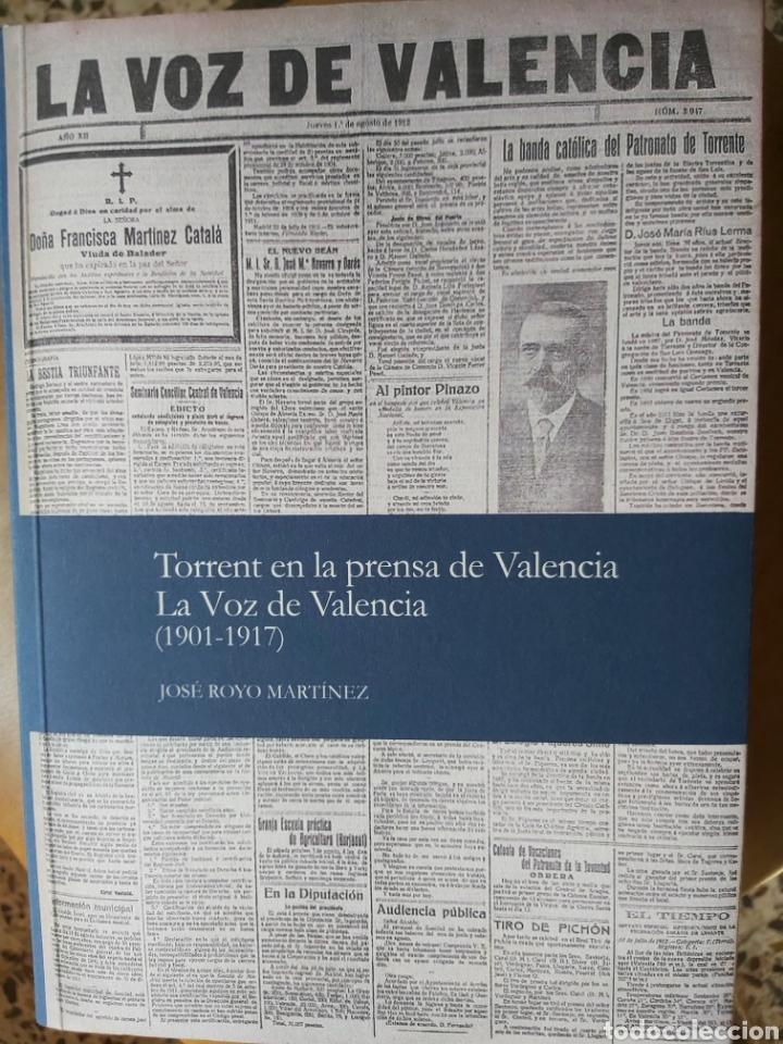 Libros de segunda mano: TORRENT EN LA PRENSA DE VALENCIA. 3 TOMOS. DIARIO DE VAL. TOMO I y II. LA VOZ DE VAL.1 TOMO. Ed 2006 - Foto 4 - 217884298