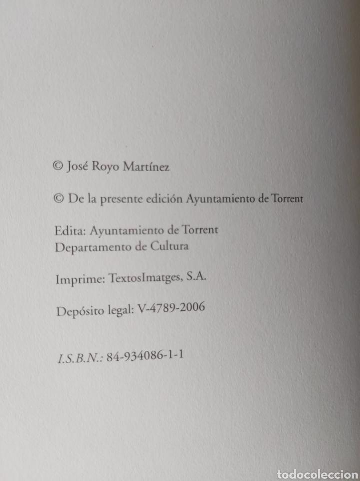 Libros de segunda mano: TORRENT EN LA PRENSA DE VALENCIA. 3 TOMOS. DIARIO DE VAL. TOMO I y II. LA VOZ DE VAL.1 TOMO. Ed 2006 - Foto 14 - 217884298