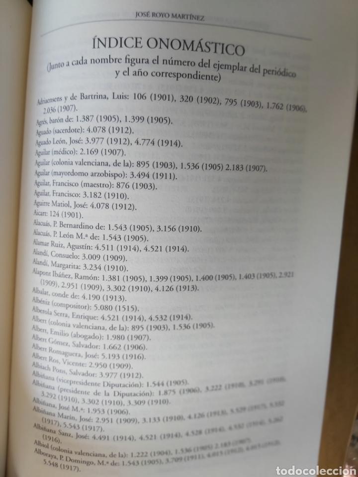 Libros de segunda mano: TORRENT EN LA PRENSA DE VALENCIA. 3 TOMOS. DIARIO DE VAL. TOMO I y II. LA VOZ DE VAL.1 TOMO. Ed 2006 - Foto 17 - 217884298