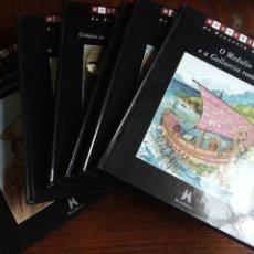 Libros de segunda mano: MONOGRAFIAS DO PROYECTO GALICIA -- 6 TOMOS -- HERCULES EDICIONES 2003. Lote 218010322
