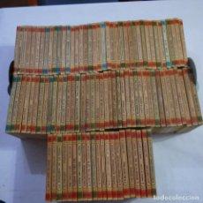Libros de segunda mano: BIBLIOTECA BASICA SALVAT DE RTV COMPLETA 100 LIBROS. Lote 218036341