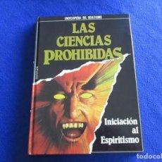 Libri di seconda mano: ENCICLOPEDIA DEL OCULTISMO EDICIONES IBEROAMERICANAS QUORUM 1987 LAS CIENCIAS PROHIBIDAS TOMO 4. Lote 218043151