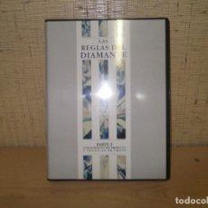 Libros de segunda mano: MANUAL DE LAS REGLAS DEL DIAMANTE.. Lote 218090068