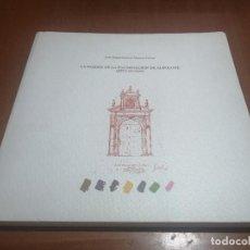 Libros de segunda mano: LA IGLESIA DE LA ENCARNACIÓN DE ALBOLOTE. JOSE MANUEL GOMEZ-MORENO. BUEN ESTADO. DIFICIL. Lote 218129106