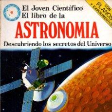 Libros de segunda mano: ASTRONOMÍA (PLESA, 1978). Lote 218218388