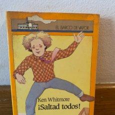 Libros de segunda mano: KEN WHITEMORE SALTAD TODOS. Lote 218220637