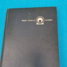Libros de segunda mano: TRES LIBROS DE CALDERERÍA ANTIGUA. Lote 218231200