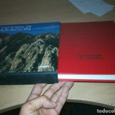 Libros de segunda mano: MEMORIA DE ARAGON / LUNWERG / VARIOS AUTORES - CON ESTUCHE. Lote 218259457