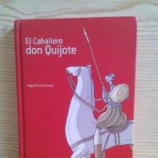 Libros de segunda mano: EL CABALLERO DON QUIJOTE - EDELVIVES. Lote 218275040
