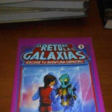 Libros de segunda mano: EL RETO DE LAS GALAXIAS 3. ESCOGE TU AVENTURA ESPACIAL. Lote 218336552