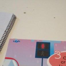 Libros de segunda mano: C-4 LIBRO 3 COL CRUZA LA CALLE. Lote 218340653