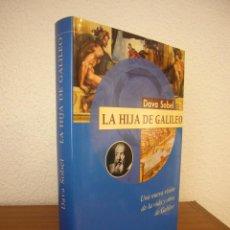 Libros de segunda mano: DAVA SOBEL: LA HIJA DE GALILEO (DEBATE, 1999) TAPA DURA. COMO NUEVO.. Lote 218373247