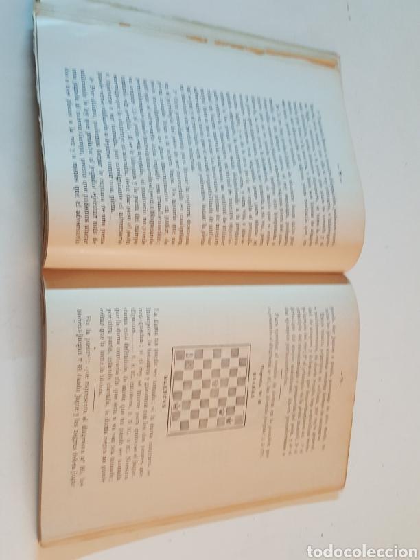 Libros de segunda mano: Curso Ajedrez Enmanuel Lasker Mexico Alfaro Hermanos 1974 de 132 páginas - Foto 4 - 218541315
