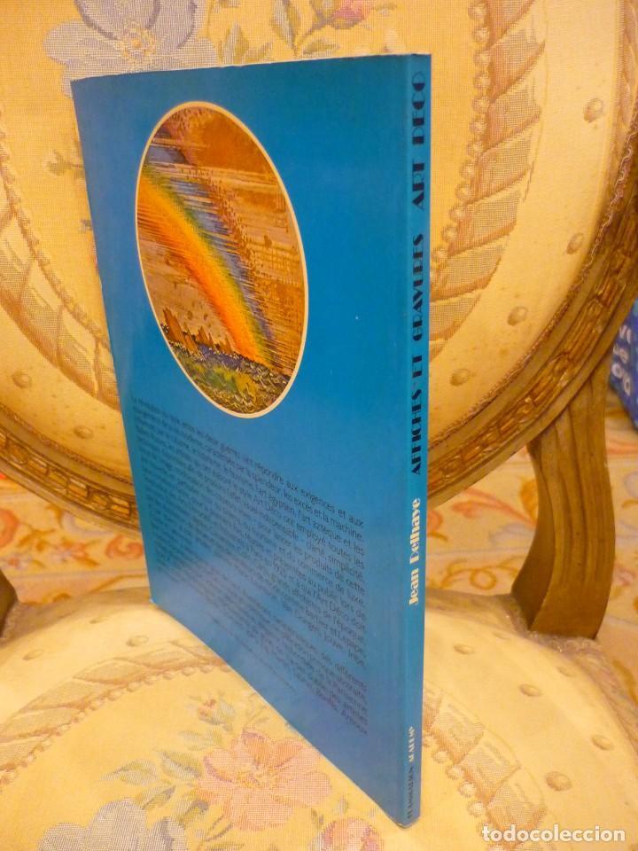 Libros de segunda mano: AFFICHES ET GRAVURES ART DECO, DE JEAN DELHAYE. EDITORIAL FLAMMARION 1.977. MUY ILUSTRADO. - Foto 2 - 218545628