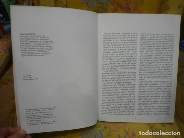 Libros de segunda mano: AFFICHES ET GRAVURES ART DECO, DE JEAN DELHAYE. EDITORIAL FLAMMARION 1.977. MUY ILUSTRADO. - Foto 5 - 218545628
