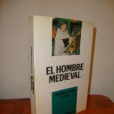 Libros de segunda mano: EL HOMBRE MEDIEVAL - JACQUES LE GOFF Y OTROS - ALIANZA EDITORIAL, MUY BUEN ESTADO. Lote 218597192