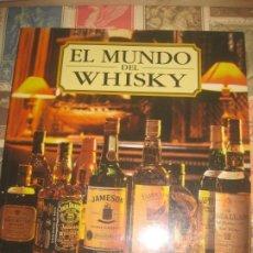 Libros de segunda mano: EL MUNDO DEL WHISKY. GILBERT DELOS. ULTRAMAR EDITORES 1997 EXCELENTE CONDICION. Lote 218598018