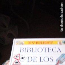 Libros de segunda mano: BIBLIOTECA DE LOS EXPERIMENTOS, TOMO 3 EXPERIMENTOS Y HECHOS ECOLOGICOS EDT. EVEREST. Lote 218625277