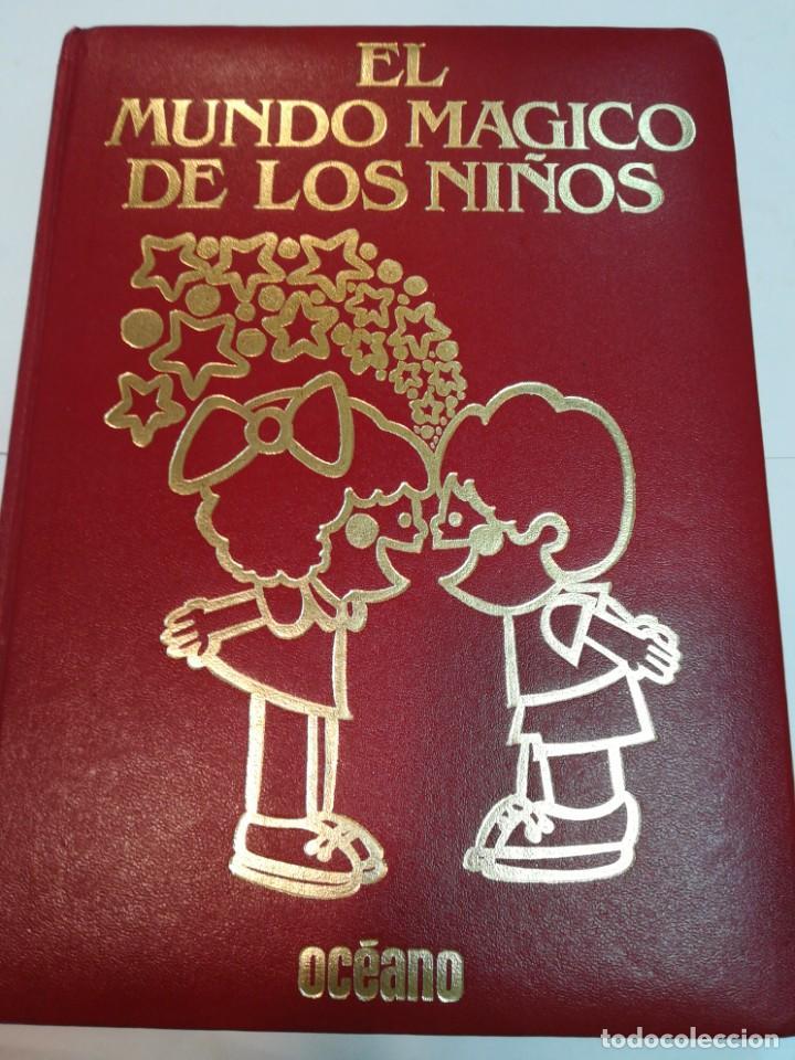 VV.AA EL MUNDO MÁGICO DE LOS NIÑOS. 12 TOMOS S810T (Libros de Segunda Mano - Literatura Infantil y Juvenil - Otros)