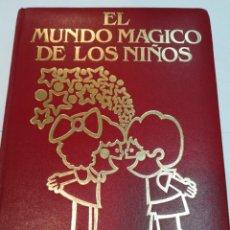 Libros de segunda mano: VV.AA EL MUNDO MÁGICO DE LOS NIÑOS. 12 TOMOS S810T. Lote 218667682