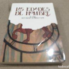Libros de segunda mano: LAS EDADES DEL HOMBRE.....EL ARTE EN LA IGLESIA DE CASTILLA Y LEÓN....1988..... Lote 218668711