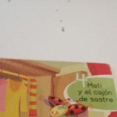 Libros de segunda mano: C-5 LIBRO 4 MATI Y EL CAJON DE SASTRE. Lote 218741108