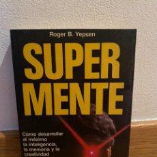 Libros de segunda mano: SUPER MENTE ROBER B. YEPSEN. Lote 218746172