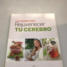 Libros de segunda mano: REJUVENECER TU CEREBRO. Lote 218762701