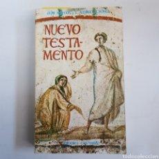 Libros de segunda mano: NUEVO TESTAMENTO - EDICIONES CRISTIANDAD - TDK101. Lote 218839988