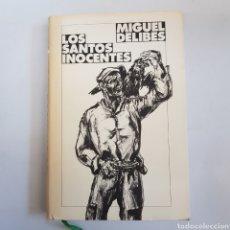 Libros de segunda mano: LOS SANTOS INOCENTES - DELIBES - TDK93. Lote 218842965