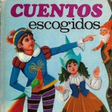 Libros de segunda mano: CUENTOS ESCOGIDOS VOLUMEN 8 EDICIONES SUSAETA 1975. Lote 218928006