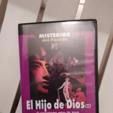 Libros de segunda mano: DVD MISTERIOS DEL PASADO EL HIJO DE DIOS I DESCATALOGADO. ENVIO CERTIFICADO INCLUIDO. Lote 218943840