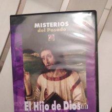 Libros de segunda mano: DVD MISTERIOS DEL PASADO EL HIJO DE DIOS 2 DESCATALOGADO. ENVIO CERTIFICADO INCLUIDO. Lote 218943852