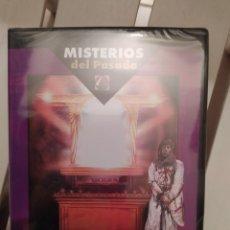 Libros de segunda mano: DVD MISTERIOS DEL PASADO EN BUSCA DEL ARCA DE LA ALIANZA ENVIO CERTIFICADO INCLUDIO. Lote 218943891