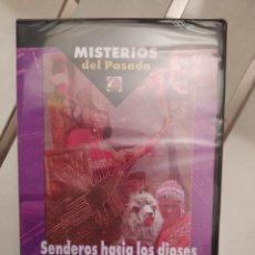 Libros de segunda mano: DVD MISTERIOS DEL PASADO SENDEROS HACIA LOS DIOSES LAS LINEAS DE NAZCA ENVIO CERTIFICADO INCLUIDO. Lote 218943966