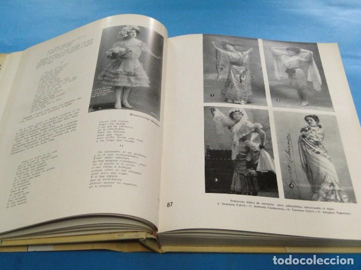 Libros de segunda mano: HISTORIA DE LA CANCIÓN ESPAÑOLA.- ALVARO RETAMA - Foto 9 - 218963087